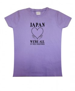 Anna Sui tshirt japan relief
