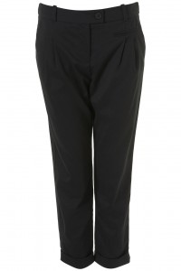 Jet pocket trouser topshop