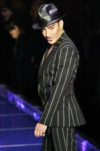 John Galliano may face criminal charges for his remarks, according to French law
