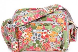 ju ju be tween diaper bag perky perennials