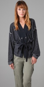 Marc by marc jacobs sage cardigan blue