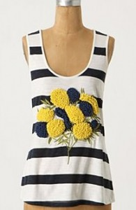 marigolds tank anthropologie