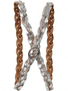 braided skinny belt banana republic